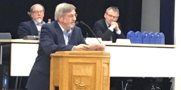 15. Februar 2018 – Jörn Weiske – Erste Rede in der Bezirksversammlung Wandsbek als neuer Bezirksabgeordneter