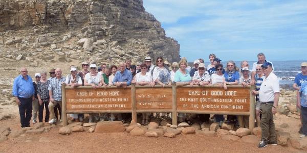 Reisekurzbericht CDU-Rahlstedt nach Südafrika vom 02. März bis 14. März 2018