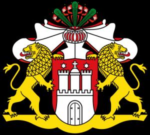 Wappen der Hamburgischen Bürgerschaft