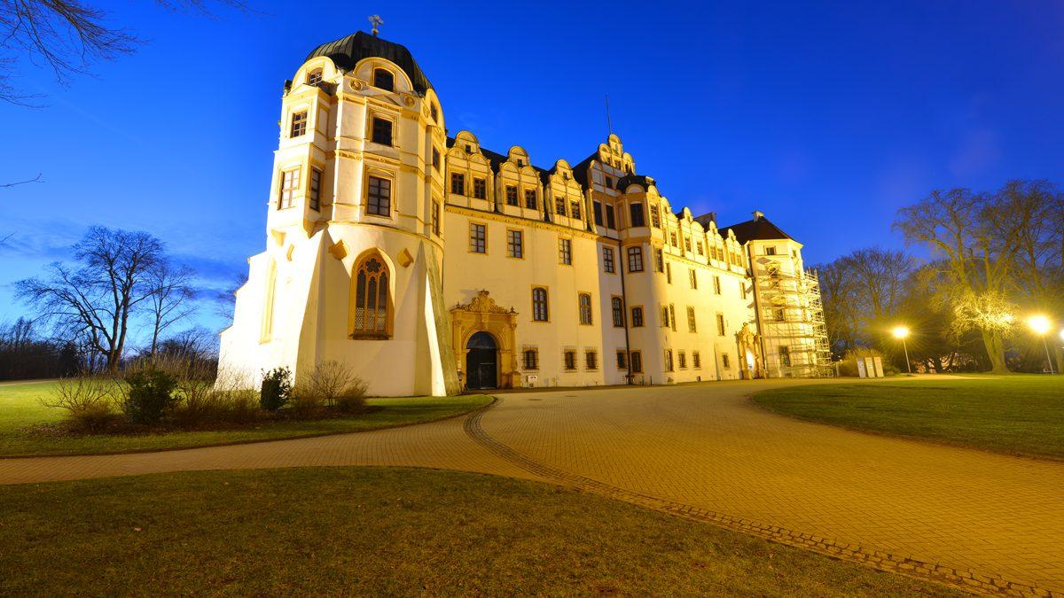 Lichterfahrt nach Celle im Advent