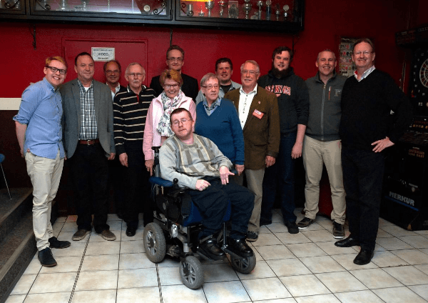 Am 12. April 2018 wählten die Mitglieder des Ortsverbandes der CDU Farmen-Berne auf einer turnusmäßigen Sitzung einen neuen Ortsvorstand.