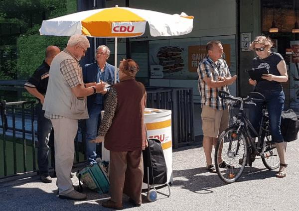 Tag der CDU Farmsen-Berne