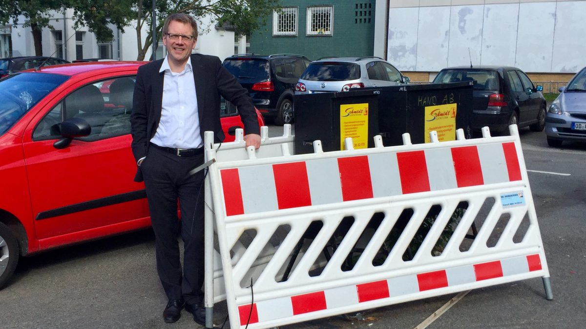 Planung für Sanierung des Volksdorfer Marktplatzes geht voran