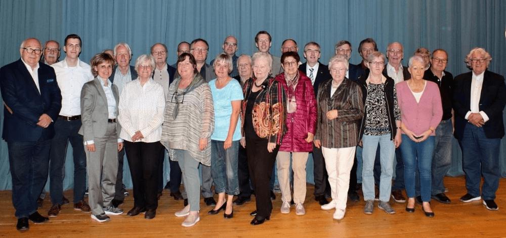Mitglieder im Ortsvorstand CDU Rahlstedt