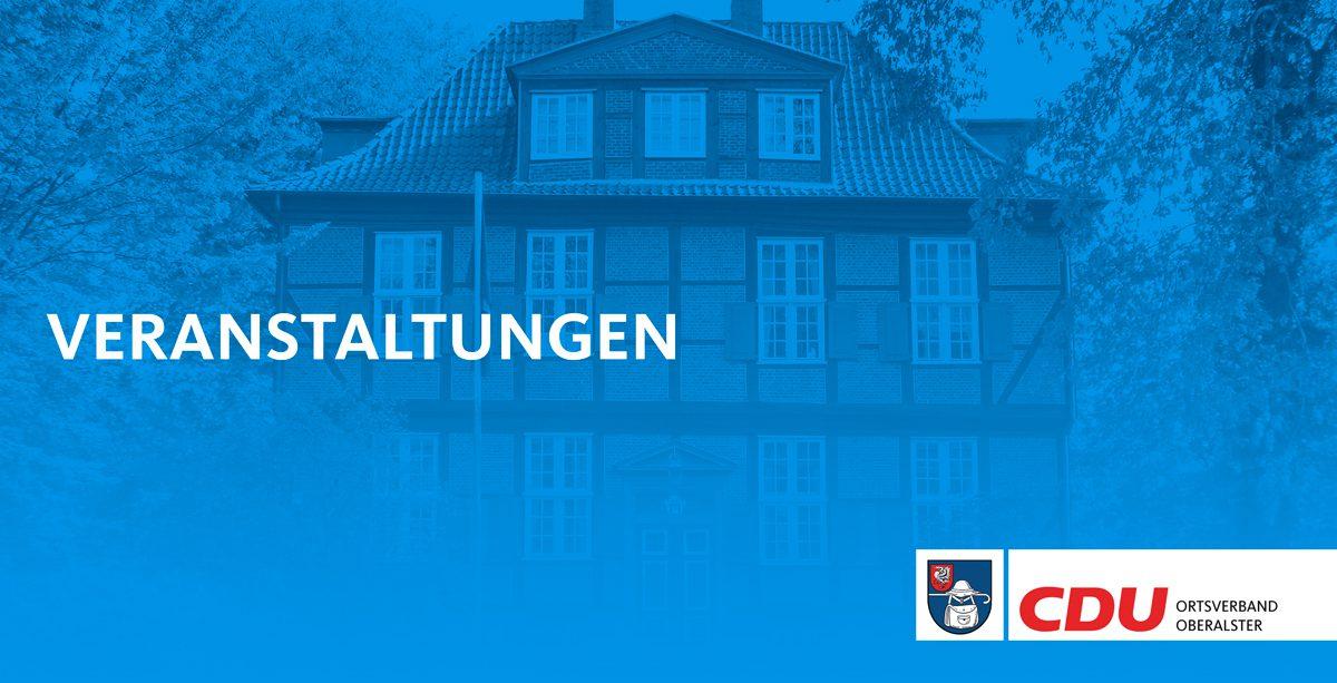 Titelbild Veranstaltungen Ortsverband Oberalster