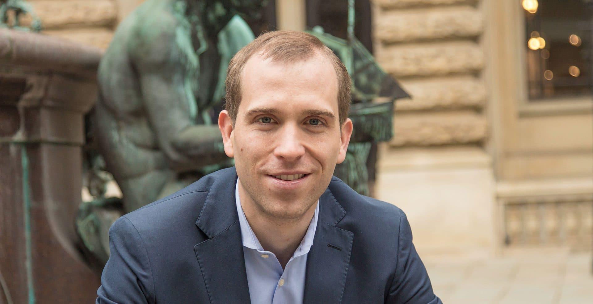Dennis Thering CDU-Kreisvorsitzender Wandsbek