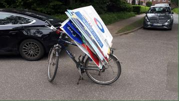 CDU-Ortsverband Bramfeld/Steilshoop will zukünftig keine Wahlplakate mehr aufstellen