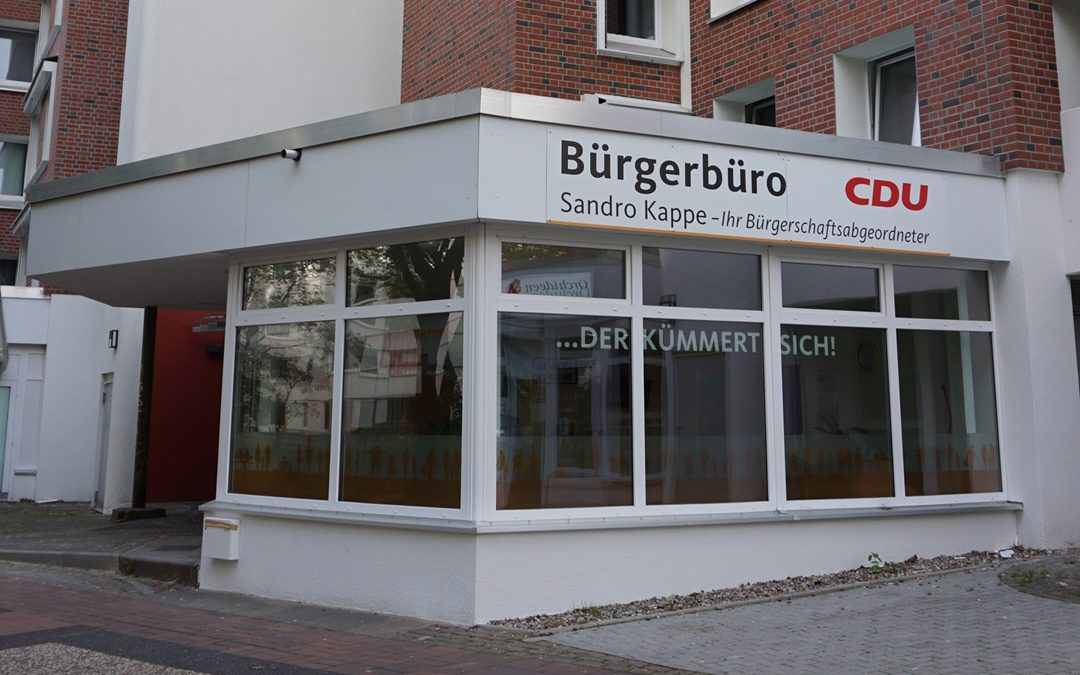 CDU Bürgerbüro Bramfeld/Steilshoop