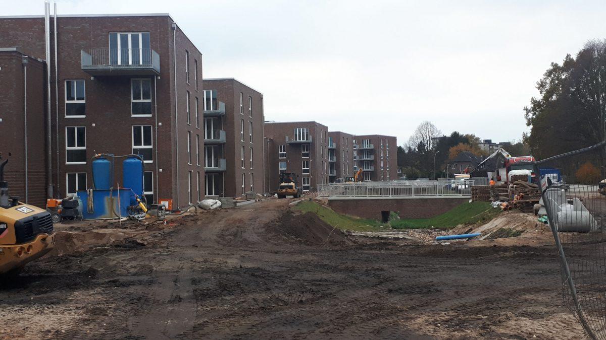 CDU-Ortsvorstand Bramfeld/Steilshoop spricht sich gegen weitere neue Großbauvorhaben im Rahmen der Nachverdichtung in Bramfeld und Steilshoop aus