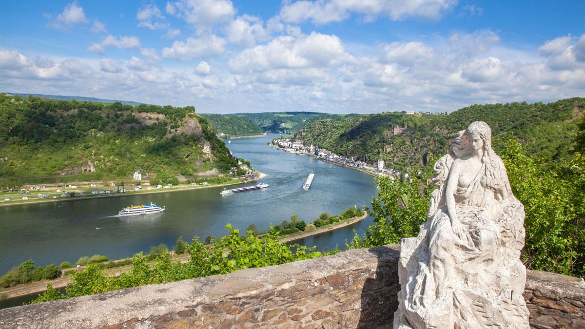Flussreise im Spätsommer für die Mitglieder des Kreisverbandes Wandsbek