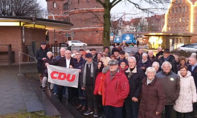 12.12.2019 – Lichterfahrt nach Lübeck