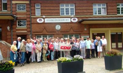 31. Mai 2016 Tagesfahrt Bad Dorberan / Kühlungsborn