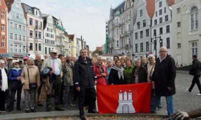 19. Oktober 2017 – Tagesfahrt nach Rostock / Warnmünde