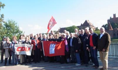 2012 Danzig / Polen – Eine Mitgliederbetreuungsreise besonderer Art