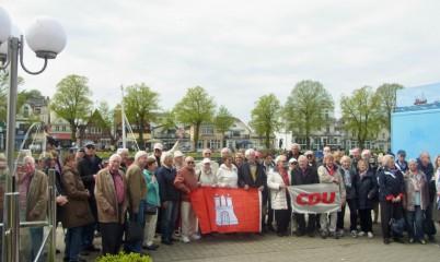 12. Mai 2017 – Tagesfahrt nach Rostock – Warnemünde