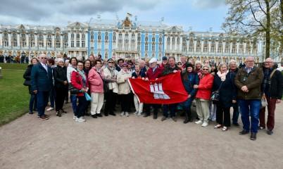 29.04.2019 bis zum 05.05.2019 – Mitgliederbetreuungsreise nach Moskau und St. Petersburg