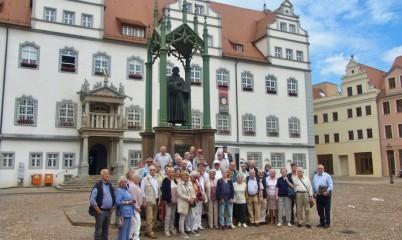 12.06.2018 – Tagesfahrt nach Wittenberg