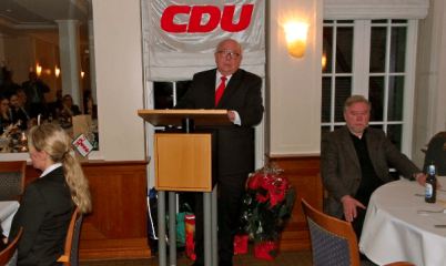 26. November 2016 – Grünkohlessen in Rahlstedt