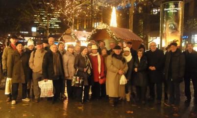 Berlin mit Advent – Besuch auch der Weihnachtsmärkte