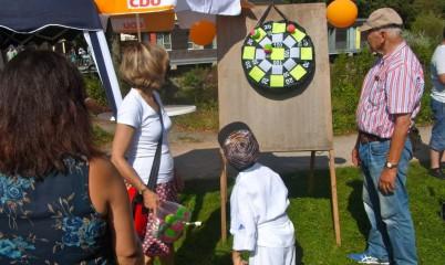 10. September 2016 – CDU-Rahlstedt-Stand auf dem Nachbarschaftsfest Hohenhorst