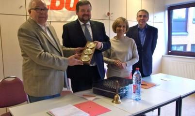 André Trepoll zu Gast beim CDU-Ortsverband in Rahlstedt
