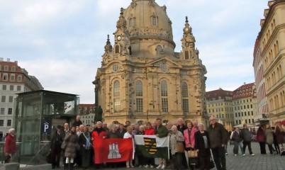 CDU-Rahlstedt besucht Hamburgs Partnerstadt Dresden