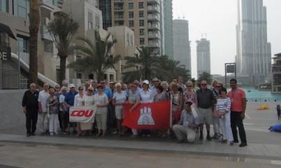 Dubai vom 28.04. bis 03.05.2017