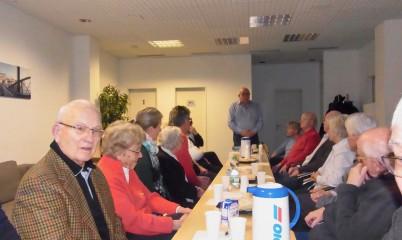 03.02.2019 – Klönschnack im Ortsverband Rahlstedt