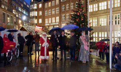 27. November 2017 – Lichterfahrt zum Weihnachtsmarkt nach Bremen