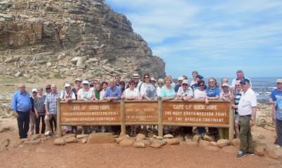 02.03.2018 bis zum 14.03 2018 – Mitgliederbetreuungsreise nach Südafrika