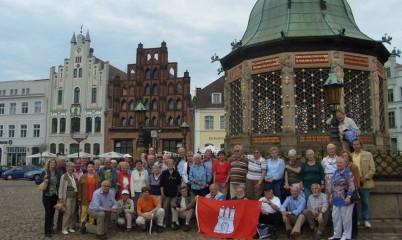 Tagesfahrt nach Rostock und Warnemünde