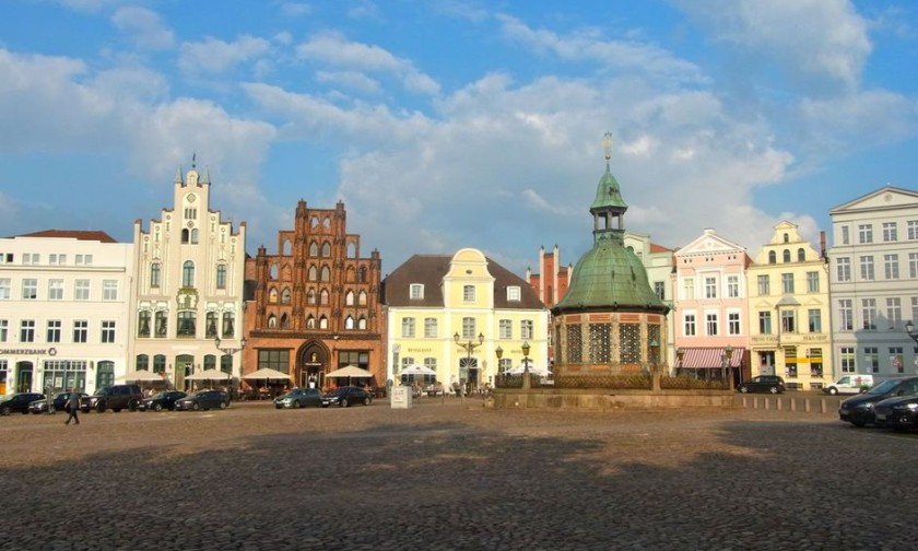2016 - Rostock / Warnemünde - Tagesfahrt mit der CDU-Rahlstedt