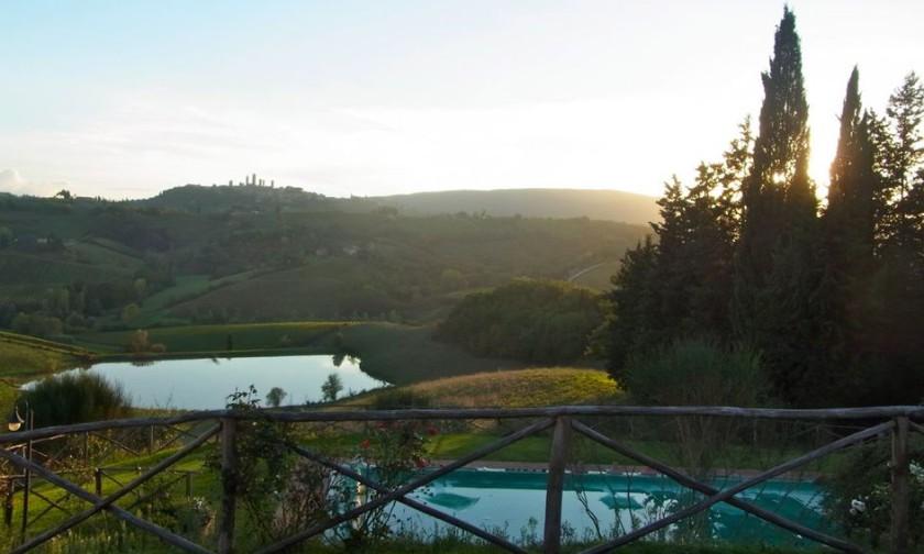 2016 - Kurzreise nach Florenz und in die Toskana