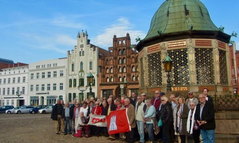12. Mai 2017 - Tagesfahrt nach Rostock - Warnemünde