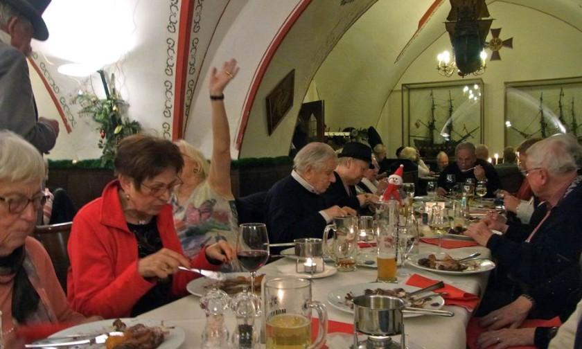 07.12.2016 - Lichterfahrt zur Hansestadt Lübeck - Weihnachtsmarkt