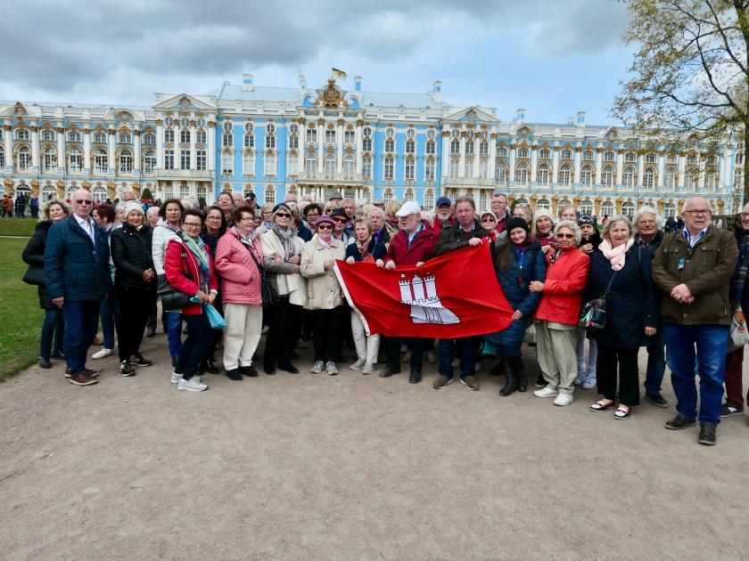 29.04. bis zum 05.05.2019 - Mitgliederbetreuungsreise nach Moskau und St. Petersburg