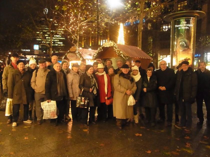 Berlin mit Advent - Besuch auch der Weihnachtsmärkte